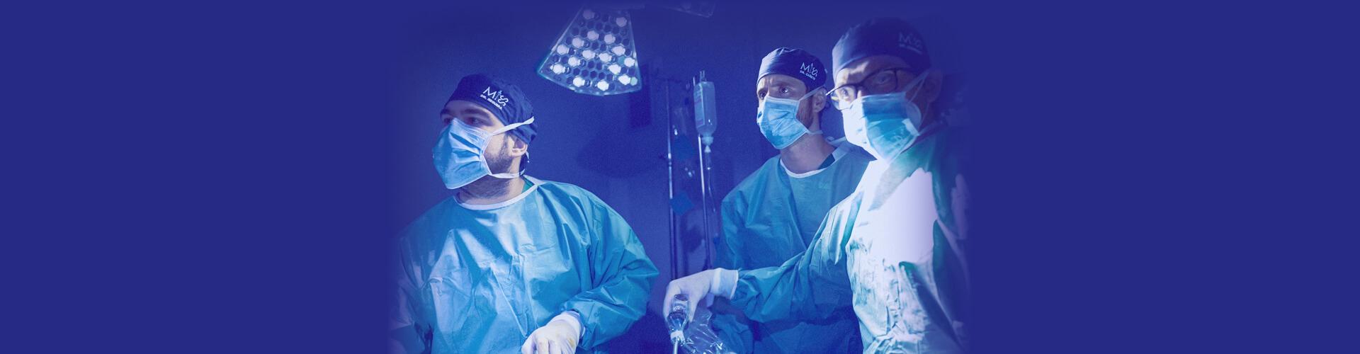 Tratamientos MISS – Cirugía Laparoscópica Sevilla